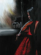 Toni  Thorne - The Violinist