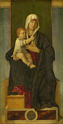 Famous Artists - The Virgin and Child by Francesco Tacconi