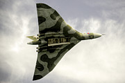 Vulcan Prints - The Vulcan Bomber  Print by Rob Hawkins