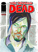 Kyle Willis - The Walking Dead #666