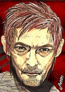 Thriller Originals - The Walking Deads Daryl Dixon by John Wilkins