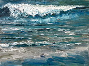 Nancy Van den Boom - The Wave OIl painting