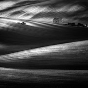 The Waves Of Light - I Print by Tomasz Grzyb