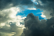 The Weather Is Changing Print by Alexander Senin