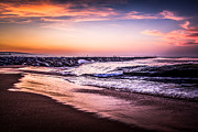 Newport Beach Prints - The Wedge Newport Beach California Picture Print by Paul Velgos