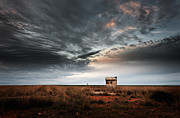 Outback Photos - The Weighbridge by Leah Kennedy