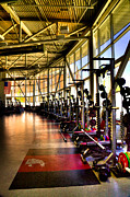 Athletic Framed Prints - The Weight Room - Washington State University Framed Print by David Patterson