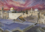Yael Avi-Yonah - The Western Wall