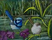 Sandra Sengstock-Miller - The Wetlands