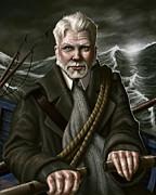 The Whaler Print by Mark Zelmer
