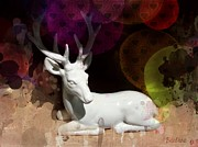 Barbara Orenya - The White Deer