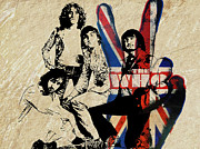 Hit Posters - The Who Poster by Jack Zulli