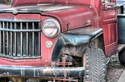 Jeeps Photos - The Willys by JC Findley