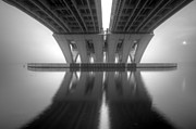 Beltway Framed Prints - the Wilson Framed Print by Edward Kreis