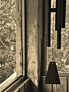 Wind Chimes Photos - The Wind Chimes by Lori-Anne Fay