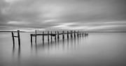 Nigel Hamer - The Wooden Jetty