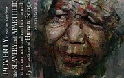 South Africa Painting Prints - The World Holds Its Breathe Print by Paul Lovering