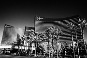 Wynn Posters - the wynn and encore resort and casinos Las Vegas Nevada USA Poster by Joe Fox
