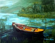 Barbara Pirkle - The Yellow Canoe