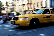 5th Ave Photos - The Yellow in the Big Apple by Binsar Marseto