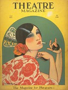 Featured Art - Theatre  1920s Usa Spain Spanish by The Advertising Archives