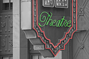 Theater Metal Prints - Theatre Metal Print by Dan Holm