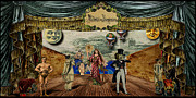 Victorian Digital Art - Theatrum Imaginarius -Theatre of the Imaginary by Cinema Photography