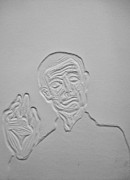 White Reliefs - Then by Sanja Feratovic