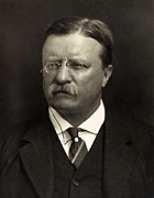 Theodore Roosevelt Print by Unknown