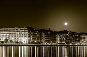 Slavica Koceva - Thessaloniki at night.