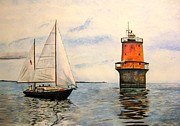 Stan Tenney - Thimble shoals light