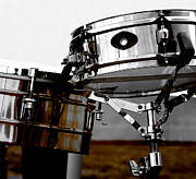 Snare Digital Art - Things that are rhythmic  by Steven  Digman