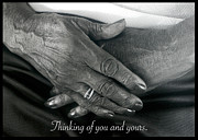 Harold E McCray - Thinking of you and yours.