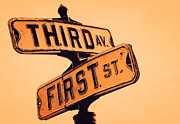 Direction Art - Third and First by Scott Norris