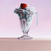Photorealistic Prints - This Illusion Print by Mark Van crombrugge