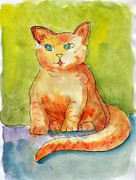 Line Arion - This Little Orange Cat...