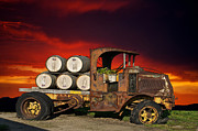 Family Car Prints - This Mack is Back II Print by Dave Koontz