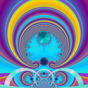Curvy Digital Art - This Magic Moment by Wendy J St Christopher