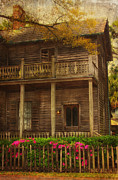 Florida House Photo Prints - This Old House Print by Kim Hojnacki