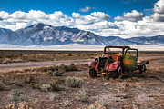 Junk Photos - This Old Truck by Robert Bales