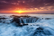 Thor Prints - Thors Majesty Print by Majeed Badizadegan