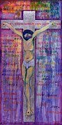 Meanings Framed Prints - Thou Shalt Not Kill Framed Print by Laila Shawa