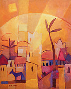 Arabian Nights Prints - Thousend an One Nights Print by Lutz Baar