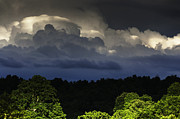 Thunderhead Photos - Threatening Sky by Thomas R Fletcher