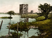River Dee Prints - Threave Castle Print by Digital Reproductions