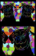 Chris Goulette - Three and a Half Pugs