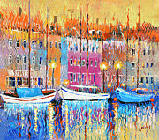 Dmitry Spiros - Three boats
