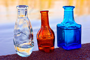Chemical Originals - Three bottles  by Tommy Hammarsten
