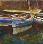 Claire Bull - Three Canoes