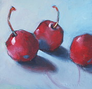 Michelle Abrams - Three Cherries